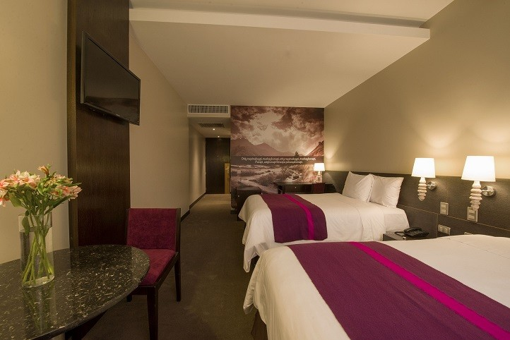 Arawi Miraflores Prime habitación doble Deluxe